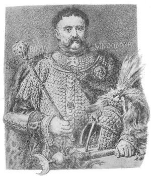 Hatte was gegen Osmanen, der alte Polacke